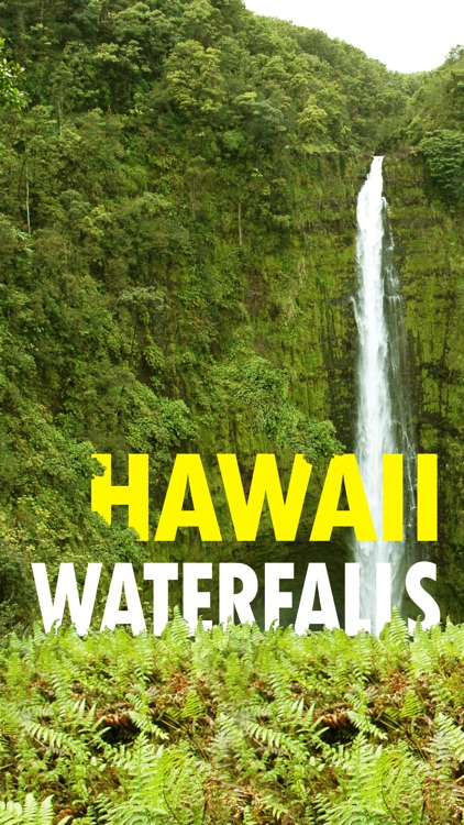 Hawaii Majestic Waterfalls screenshot-0