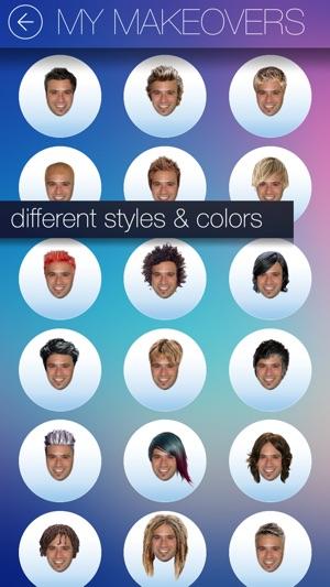 Simulador de corte de cabelo masculino online dating