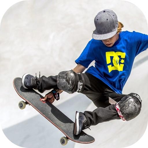 Real Skater Stunt 3D - Skate Board Game iOS App