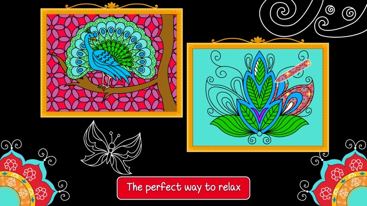 Balance Art Class: Stress Relieving Coloring Book for Adults FREE