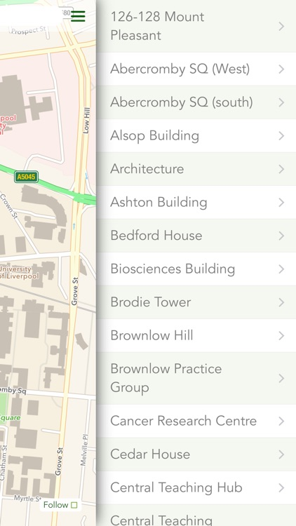 UoL Campus Map screenshot-3
