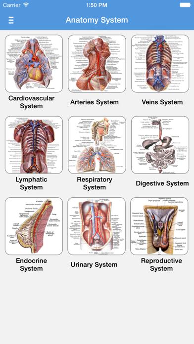 Human Anatomy 2017 screenshot one