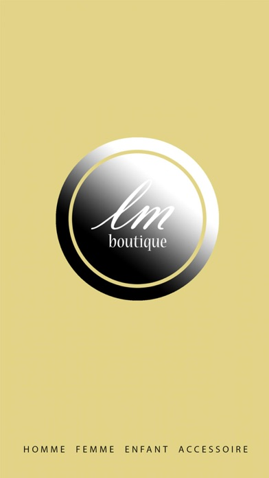 LM Boutique screenshot one
