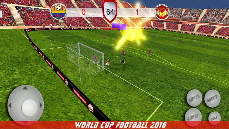 Football Champions Cup 2016: An Ultimate Soccer League Game screenshot-3