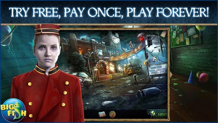 Phantasmat: The Endless Night - A Mystery Hidden Object Game screenshot-0