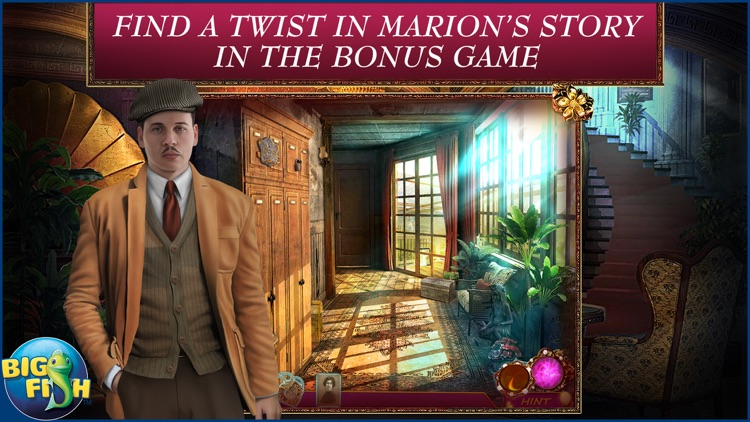 Danse Macabre: Deadly Deception - A Mystery Hidden Object Game (Full) screenshot-3