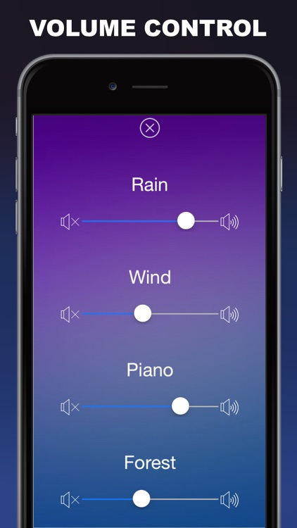Rain Sleep Sounds : Relax and Sleep Better With Ambient Rain Sounds screenshot-3