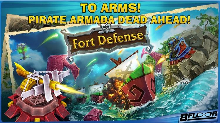 Fort Defenders 7 seas