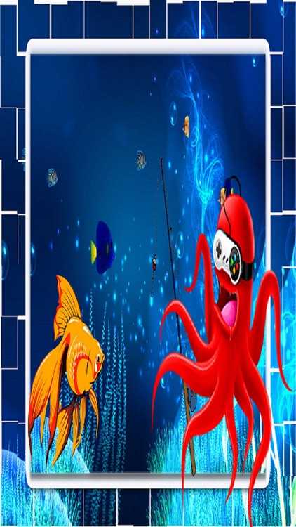 Octopus Fishing Mania screenshot-0
