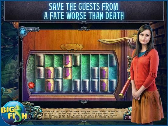 Fear For Sale: The 13 Keys HD - A Scary Hidden Object Mystery screenshot three