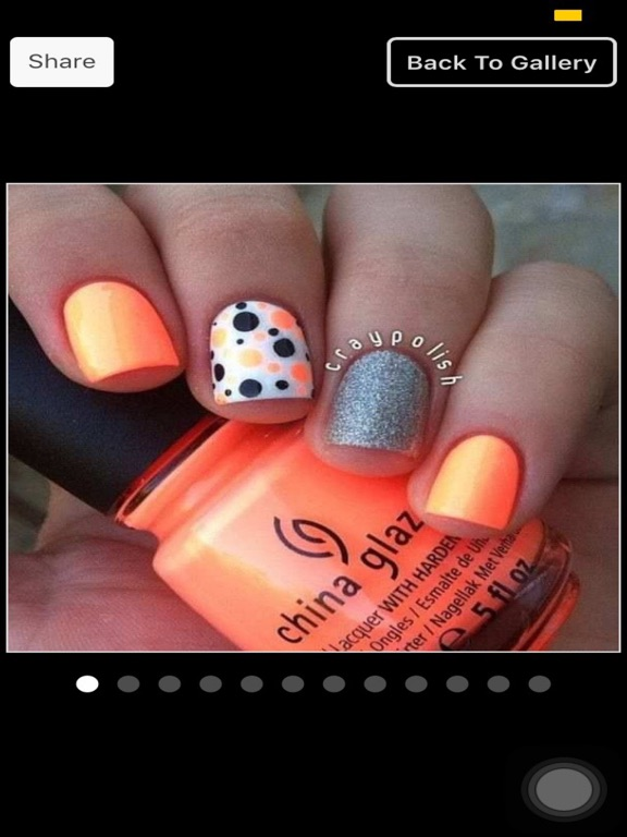 Nail Art Designs Collection Of Easy Gel Acrylic Nail Design