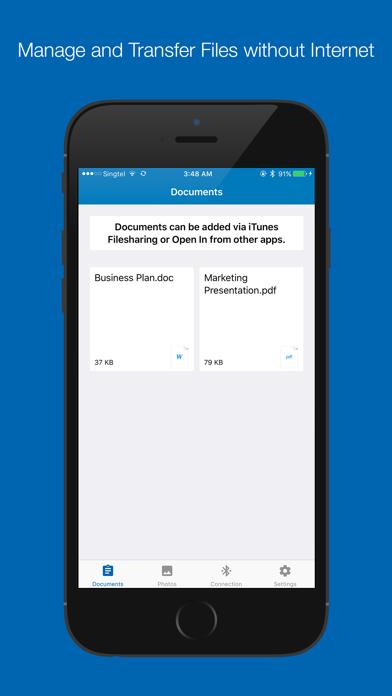 Bluetooth Share Center - Transfer Files & Photos Effortlesslyのおすすめ画像1