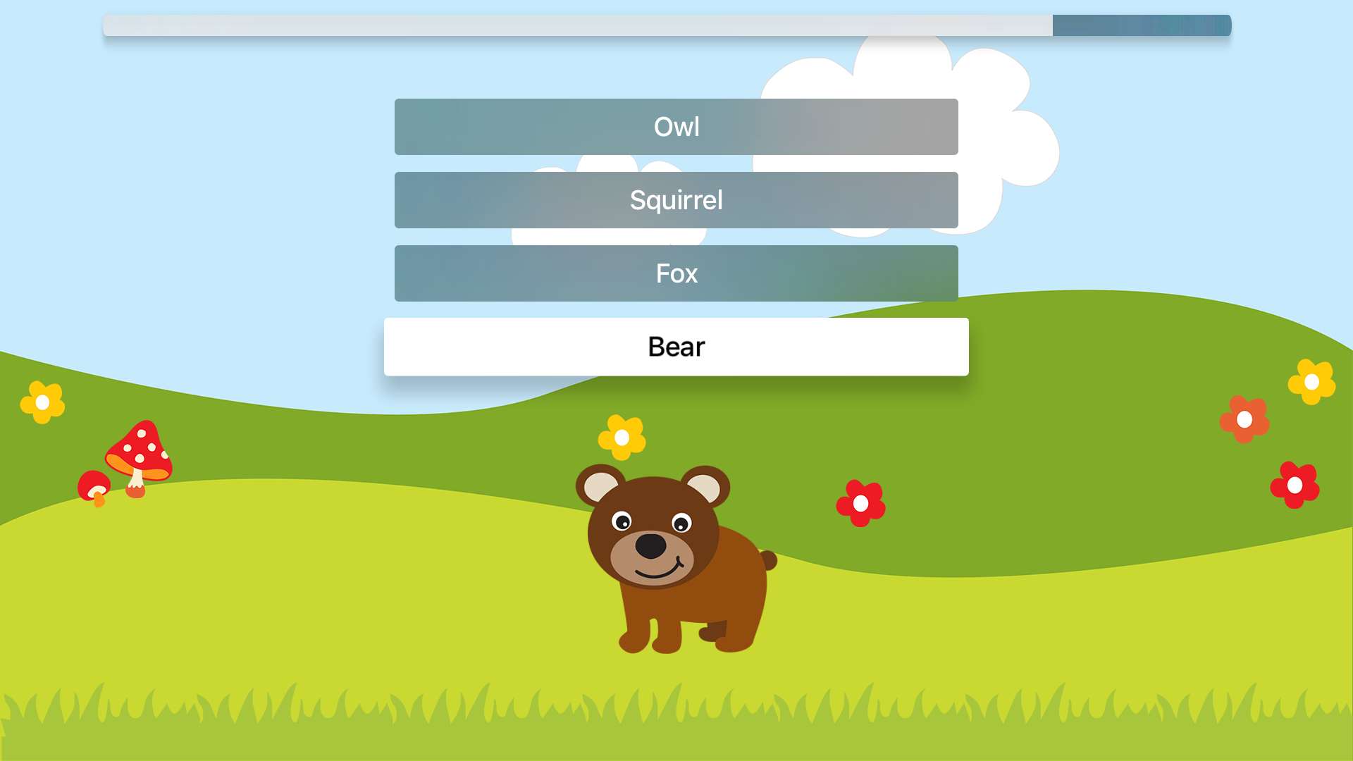 Quiz of Animals screenshot 4