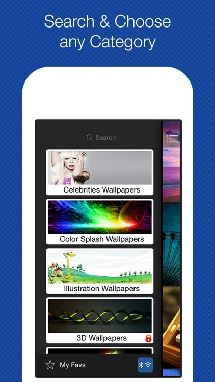 FexyPapers - colorful Wallpaper & Background