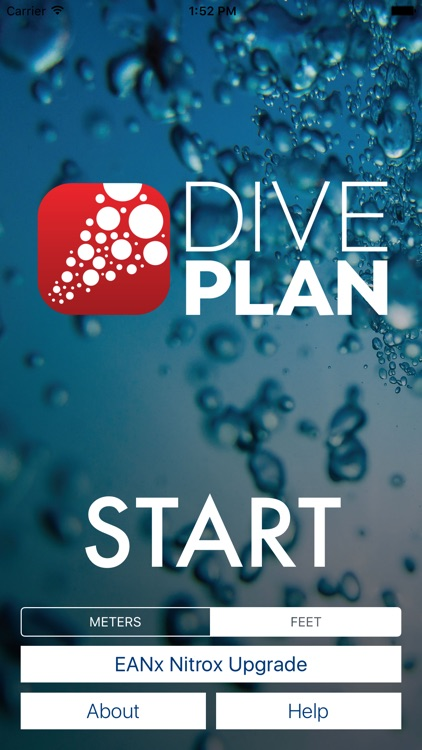 Dive Plan screenshot-0