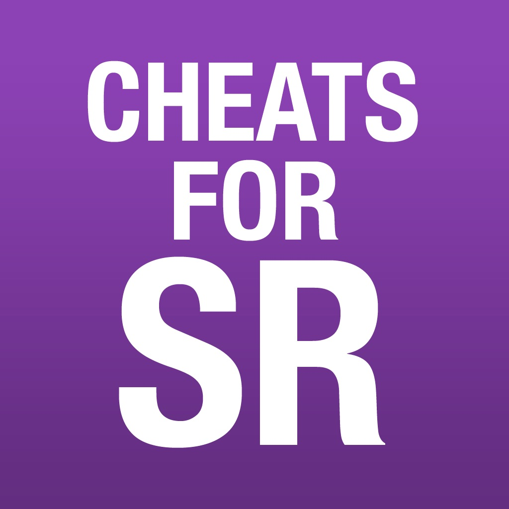 Cheats for SR - for all Saints Row games hack