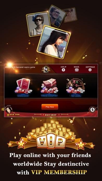 Baccarat casino online free