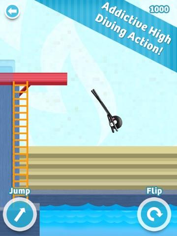 Stickman High Diving PRO - Touch, Jump & Flip! на iPad