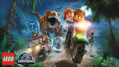 Screenshot from LEGO® Jurassic World™