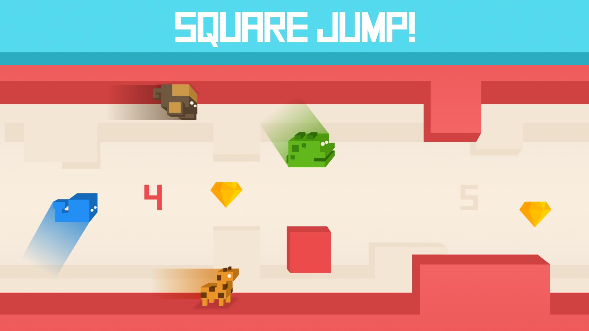 Square Jump! screenshot 11