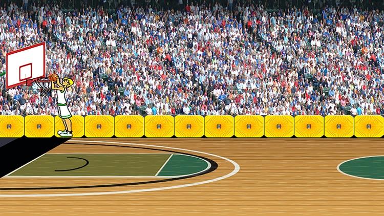 A Basketball Shooting Game