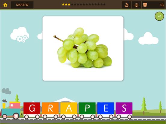 Words Train - Spelling Bee & Word Game for kids-ipad-3