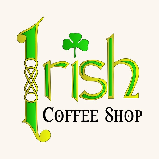 Irish Coffee Shop icon