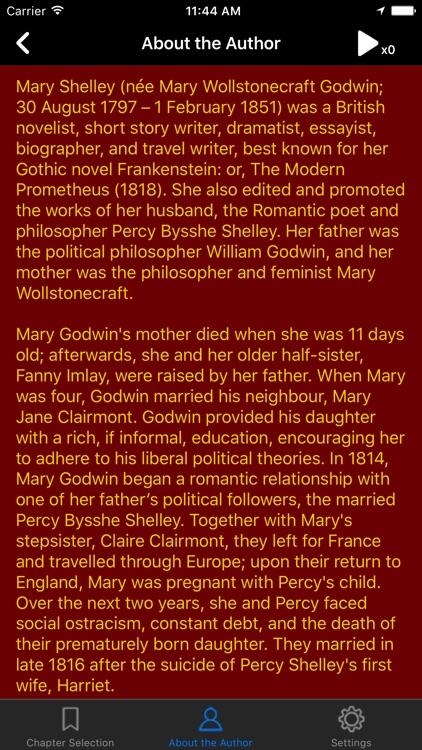 Mary Shelley's Frankenstein! screenshot-3