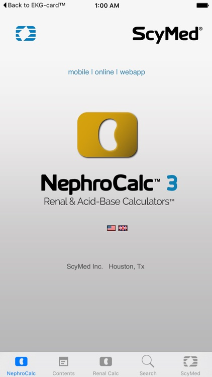 NephroCalc™ screenshot-0