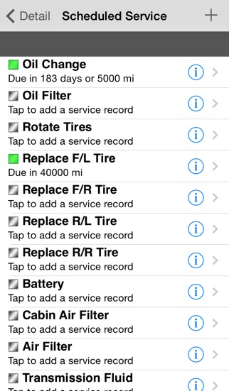 cartune vehicle maintenance and gas mileage tracker app price drops