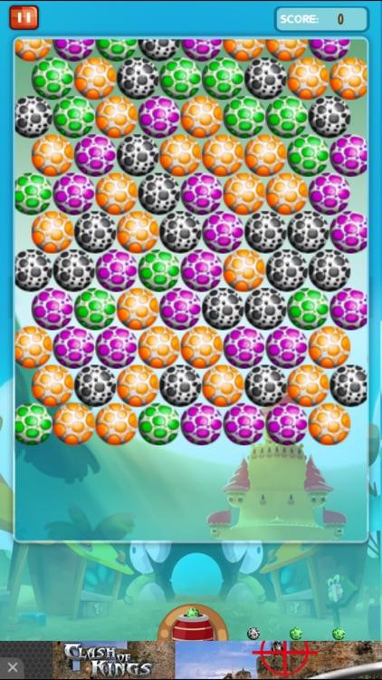 Bubble Shooter HD 2016 screenshot-3