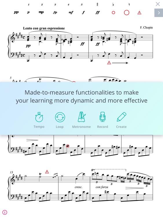 Tomplay Sheet Music screenshot-3