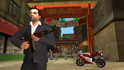 Screenshot for GTA: Liberty City Stories in Finland App Store