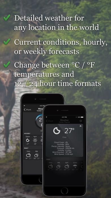 Screenshot for iHUNT Calls Moose hunting in Canada App Store