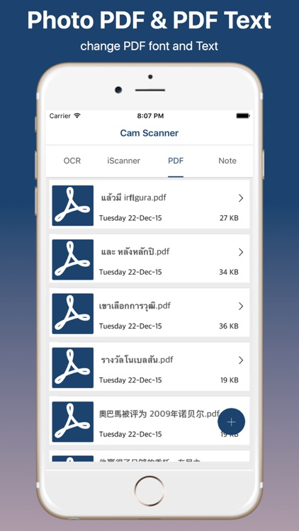 Thai Image OCR Scanner  and Translator Pro screenshot-3