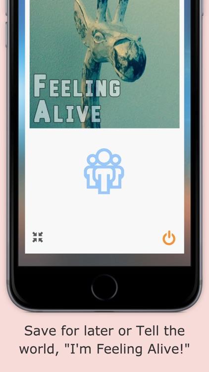 FeelingAlive - Capture Life's Highlights