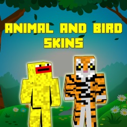 Animal & Bird Skins Lite - Best Ultimate Collection for Minecraft Pocket Edition