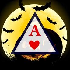 Activities of Pyramid Solitaire Halloween