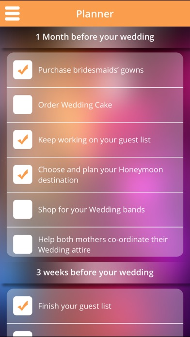 wedding planner countdown best marry me organizer with engagement