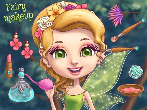Игра Fairy Sisters 2 - Magical Forest Adventures & Animal Care