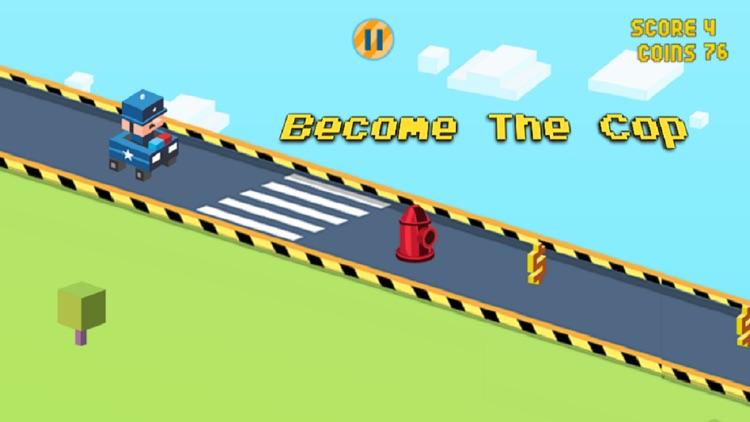 Blocky Escape Plan Impossible Racer