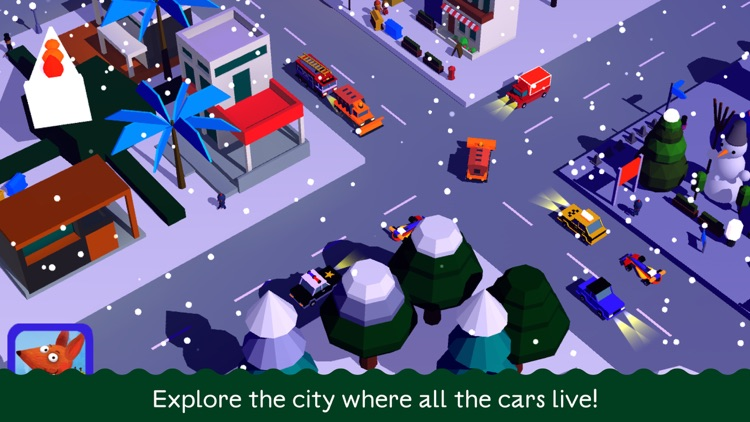 City Cars Adventures by BUBL screenshot-4