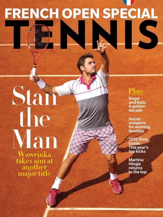 Tennis Magazine screenshot-0