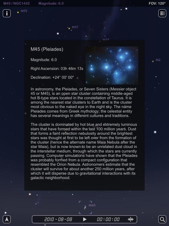 Star Rover HD - Night Sky Map Screenshots