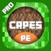 MineSkins Pro - Skin Capes for Minecraft PE (Pocket Edition)