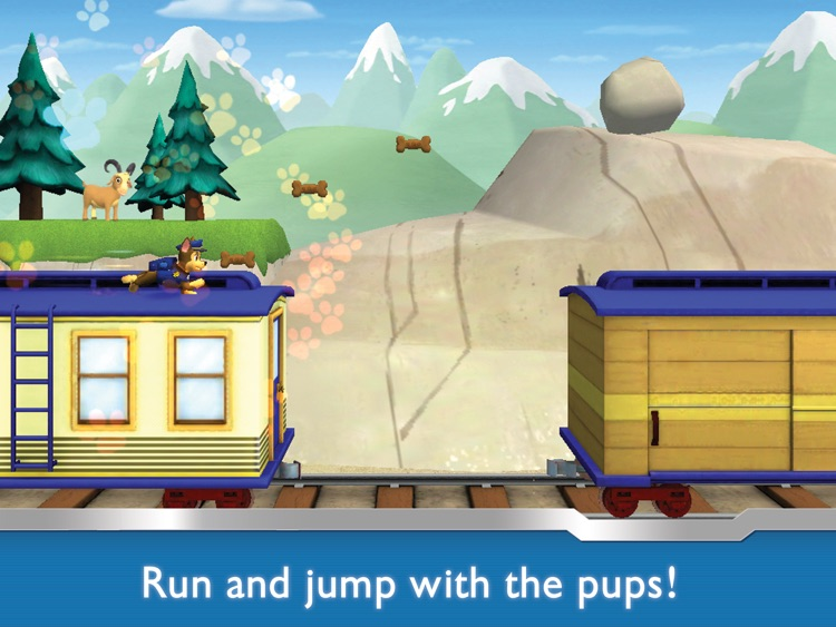 PAW Patrol Rescue Run HD screenshot-0