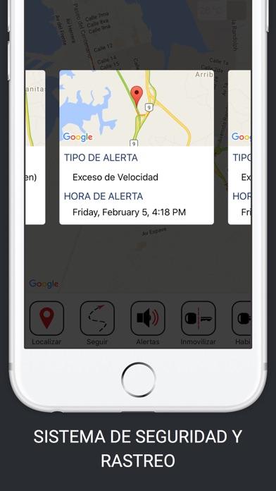 Teks GPSCaptura de pantalla de2
