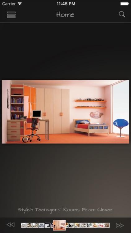 Teen Room Design Database screenshot-3