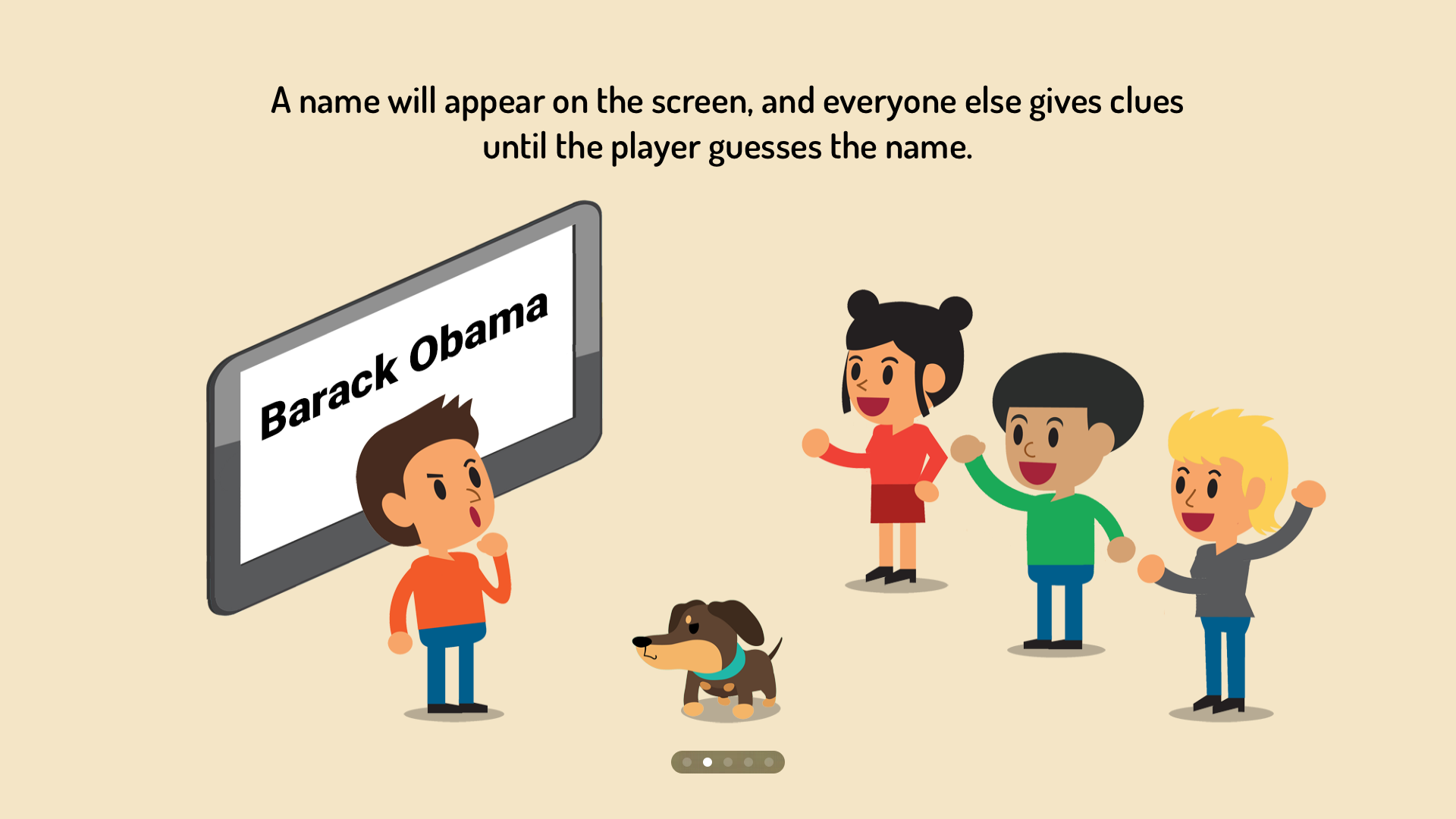 imperson8 - Family Party Game screenshot 12