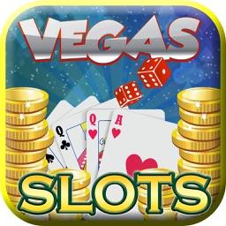 Vegas Triple 7 Slots - Free Tournament Style Card and Slot Reel 2016